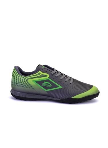 Slazenger Halı Saha Ayakkabısı Gri